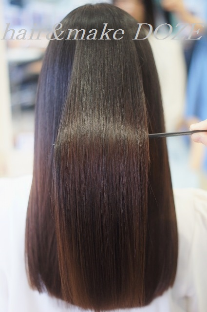 新しい美しさの美髪へ。
