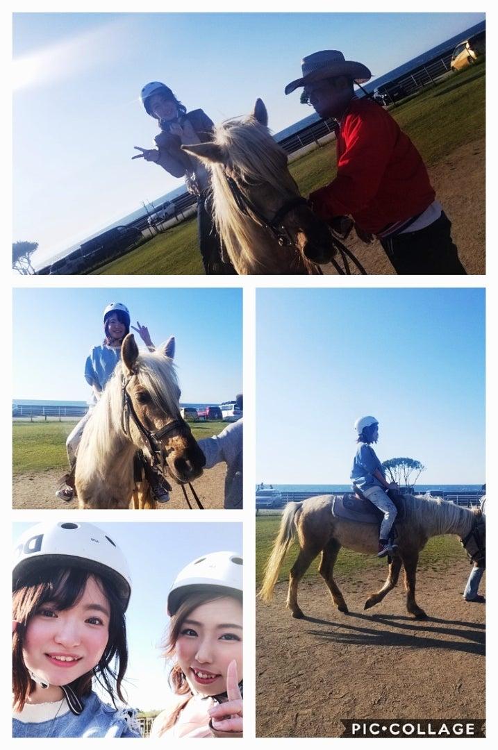 乗馬体験!!!
