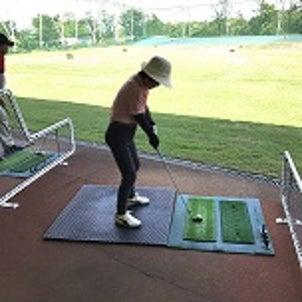 78歳初めてのゴルフ実現の画像