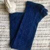 藍染のアームカバーの画像