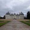 シュヴェルニー城 ~フランス~の画像
