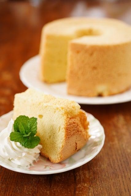 シフォン ケーキ 冷まし 方