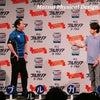 V6の岡田准一さんと明治ブルガリアヨーグルト2019年『ヨーグルトの日』記念イベント 松井薫の画像