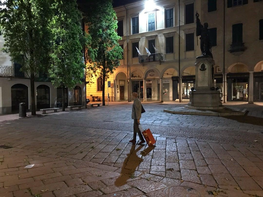マエストロに会いにローマへ!
