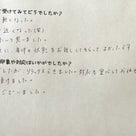 肩こり・冷え改善(^o^)10年ぶりのアロマトリートメント~福島市吉倉からご来店♪の記事より