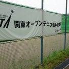 【杉山コーチ試合】関東オープンベテランの記事より