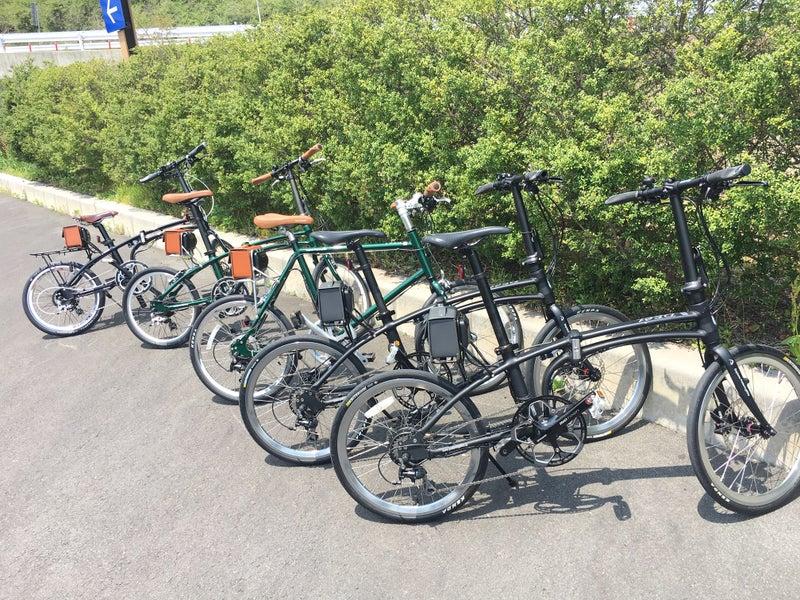 サイマ 自転車