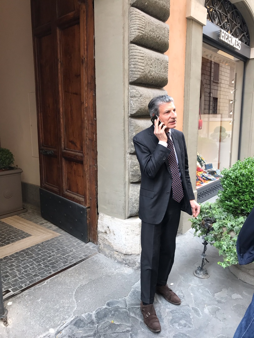 ローマのマエストロ Vol.2「マッシモ氏」