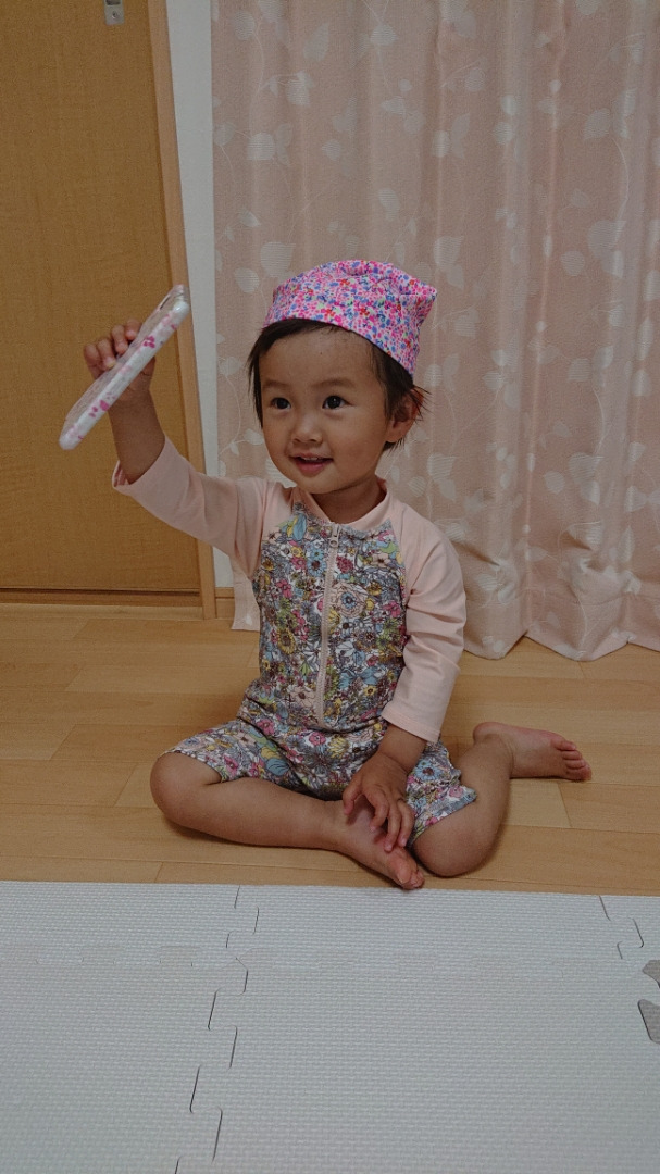 d4c1597938df2 ベビースイミング再開☆水着購入☆1歳7ヶ月過ぎの娘☆