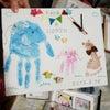レポ★5月16日☆名古屋 手形アート時計の画像