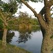 夕暮れのくろんど池