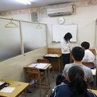 入塾間もない中学2年生の女の子が早速自立トレーニング学習(自習編)に参加。いいですね(^0^)の記事より