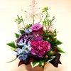 フラワーアレンジメント講習会のお花(令和1-5)の画像