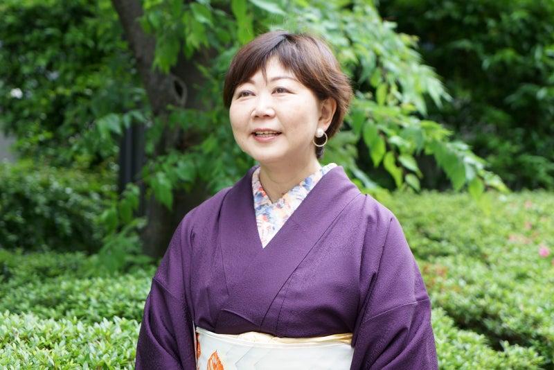 自分らしい 河野紀子さん プロフィール写真