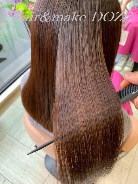 髪質改善プレミアムトリートメントはどんな方でも!!!