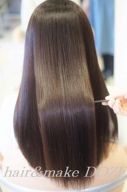 あの頃の髪を蘇らせ、やればやるほど 美髪になる!!!