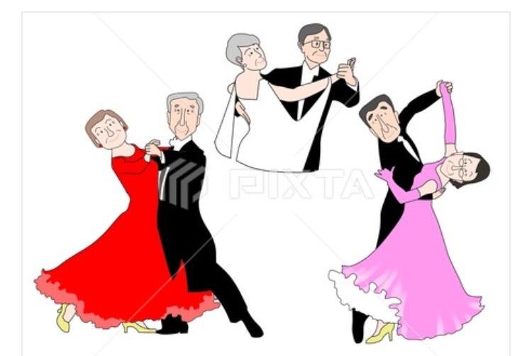 変形性股関節症と社交ダンス追記 社交ダンスのヘアセットメイク