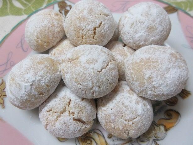 スノー ボール クッキー 実は簡単!スノーボールクッキーの基本レシピ&人気のアレンジ10選