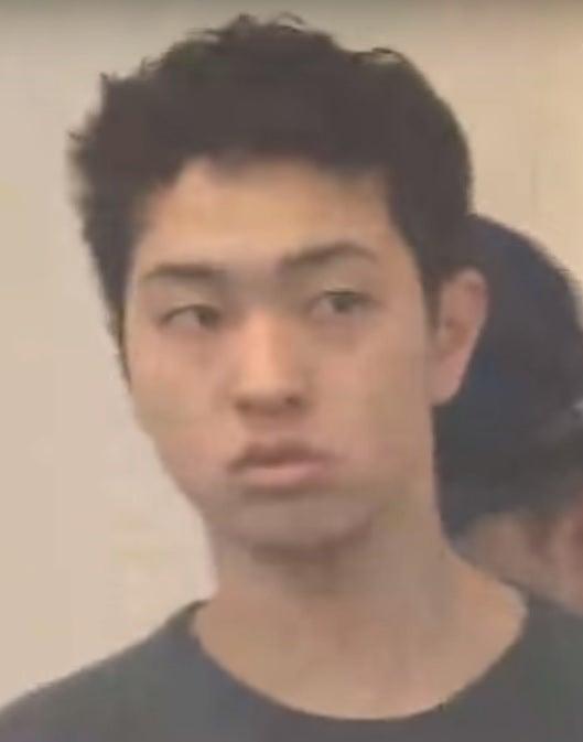 ▼唸声事件の顔とストリートビュー/歌舞伎町のレジ窃盗事件、犯人逮捕
