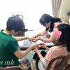 横浜プライベートサロンにて骨格スタイルアドバイザー3級認定講座開催しました!の画像