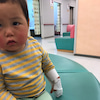 息子入院…の画像