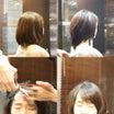【ヘアカット動画319】「多毛」髪を伸ばす準備カット
