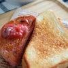 いちごミルクフレンチトーストの画像