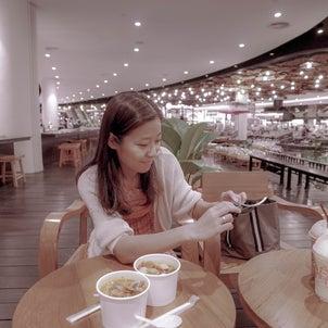 ピリ辛風味なラーメン@セントラル・フロレスタ(Central Floresta Phuket)の画像