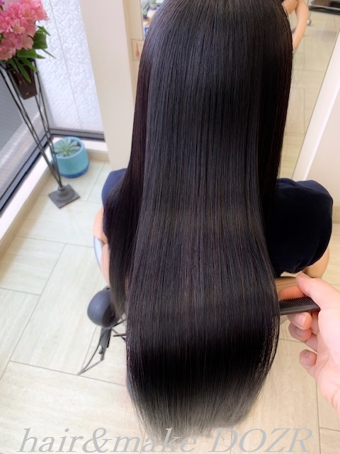 この美髪が美髪じゃなかったらどれが美髪!?(笑)