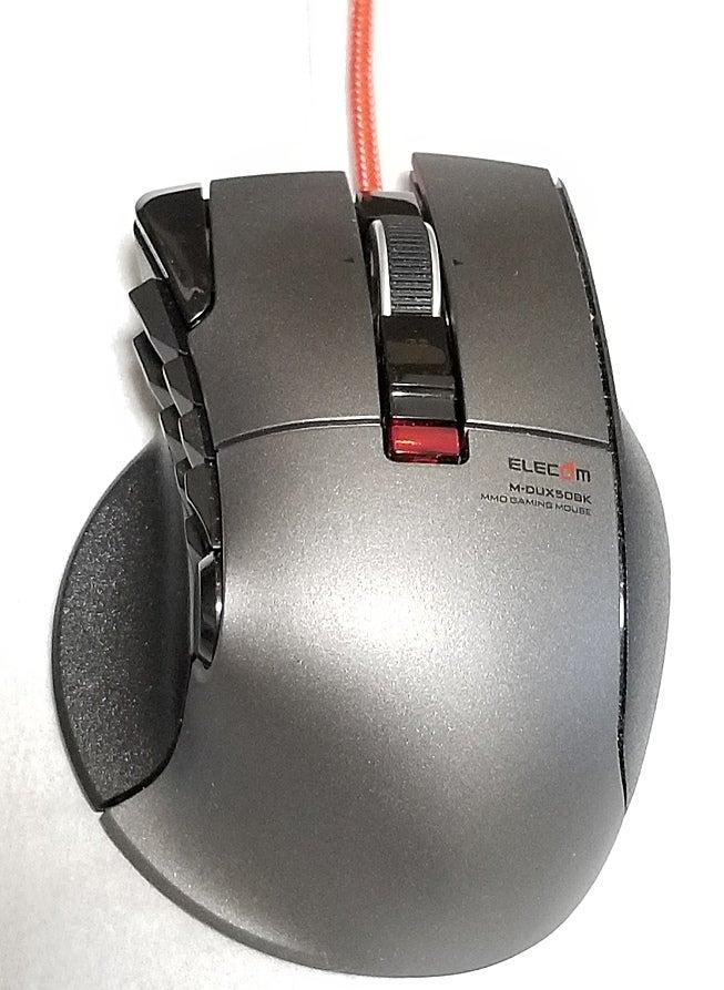 エレコム ゲーミング マウス