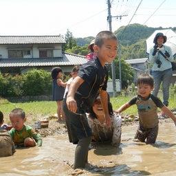 画像 田んぼで泥んこ遊びをしよう!(2019/05/24) の記事より 17つ目