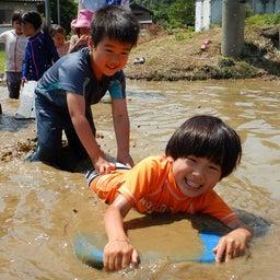 画像 田んぼで泥んこ遊びをしよう!(2019/05/24) の記事より 5つ目