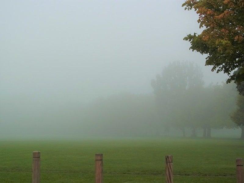 ロンドン 霧