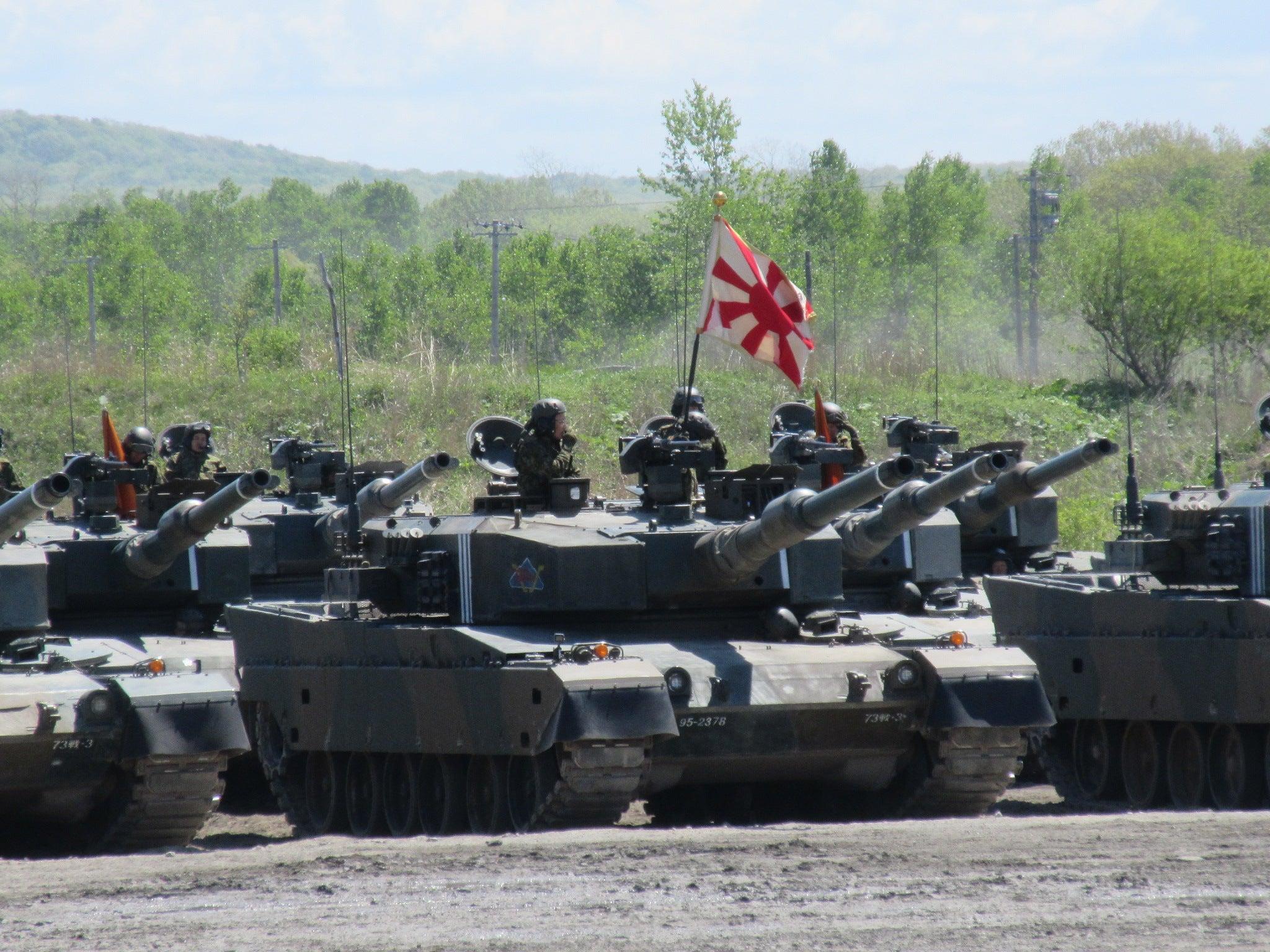 外務 防衛両省がhpで 旭日旗 説明 韓国のレッテル貼りに対抗 戦車兵のブログ