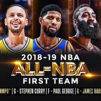 NBA怪我など:ヤニス・アデトクンポ、ECF第5戦で右足首を捻る/2019年5月23日