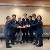 知事と東京オリンピックマネージャーの片山右京さんとの会談に参加!の画像