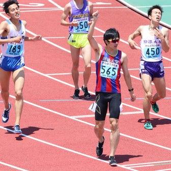 第98回関東学生陸上競技対校選手権大会 3日目
