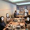 京都ランチ会の様子。鴨しゃぶ 町家カフェ 空