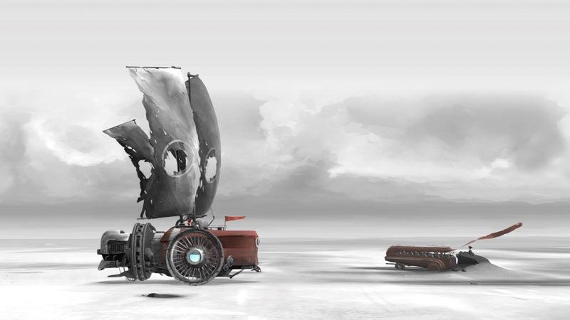 セイルズ ファー ローン PS4ゲーム「ファー: ローンセイルズ」が日本語版発売。「This