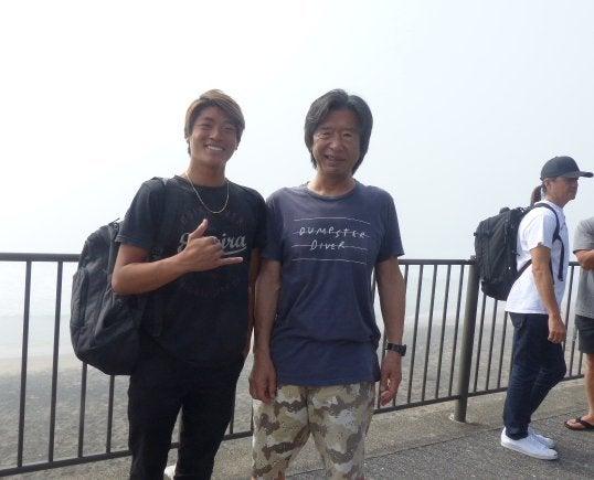 五十嵐キヌア選手:引用「コーラルリーフ サーフリポート」