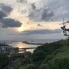 雲行きが……の画像