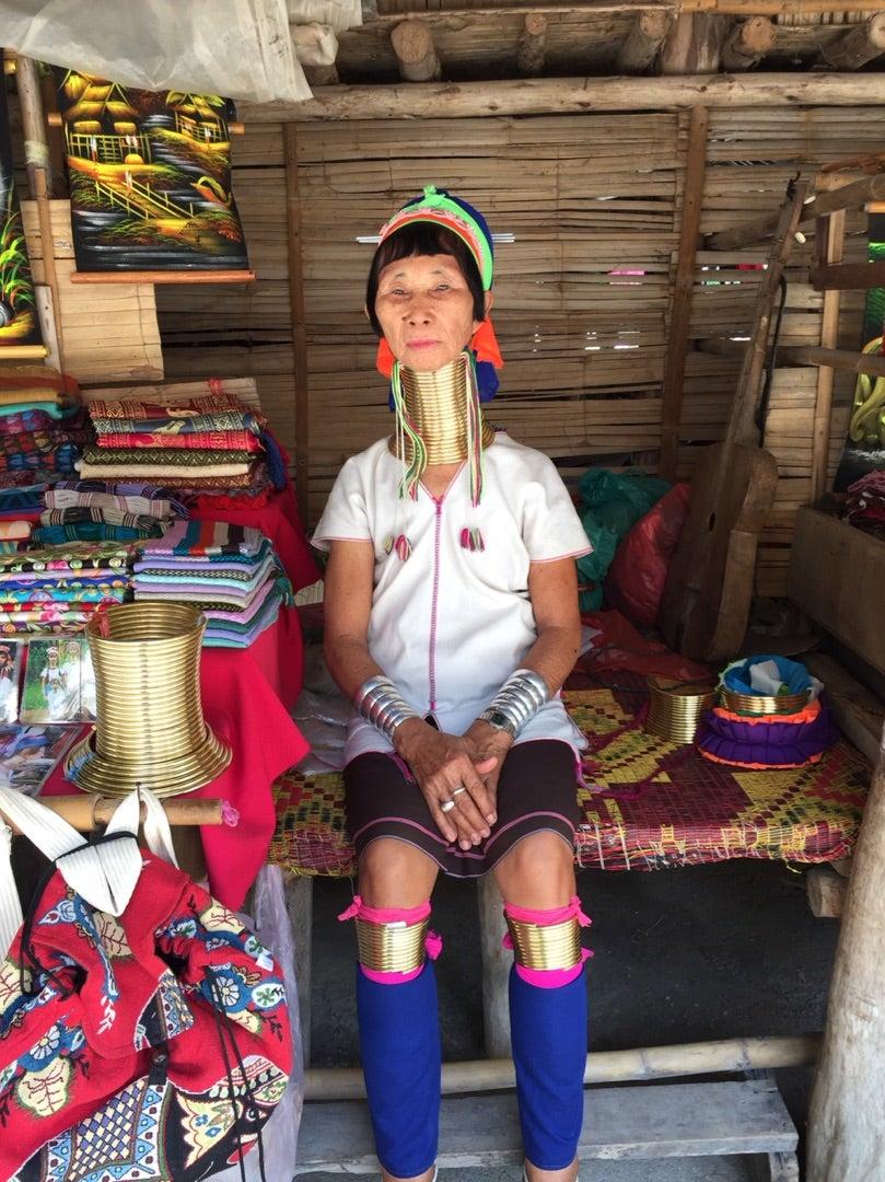 ベリーダンサー ラビLuvi のブログ   ~心と身体の美しさを求めて~タイ旅行...首長族
