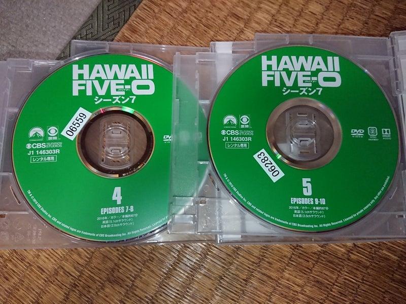 ハワイ ファイブ オー シーズン 9 レンタル