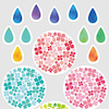 雨を楽しむ方法の画像