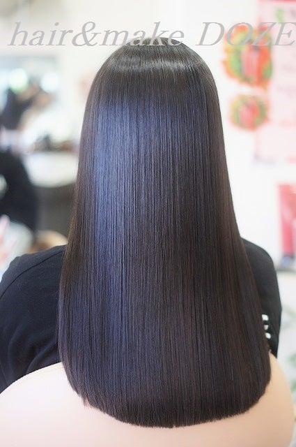 ドーゼの髪質改善プレミアムトリートメントは理想の美髪へ導きます!!!