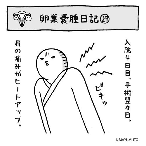 痛み 卵巣