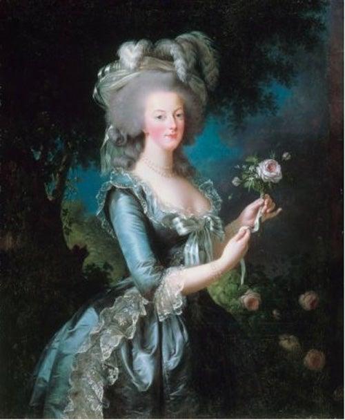 マリー アントワネット 肖像画