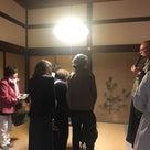 花の丸襖絵 大雄院貸切 NHK文化センター様のプレミアム旅の記事より