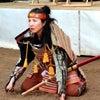 初めての剣術体験の画像