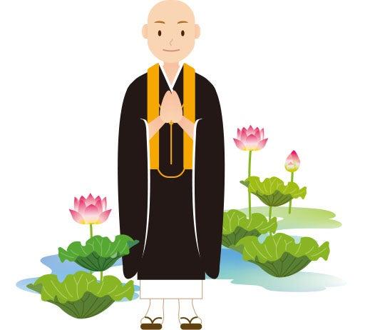 今さら聞けない。お寺の僧侶の僧階。住職?お坊さん?和尚さん ...
